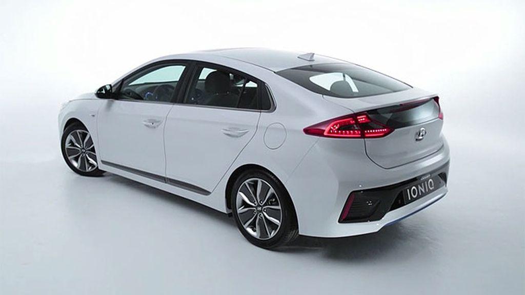 Hyundai Ioniq, su modelo más eficiente