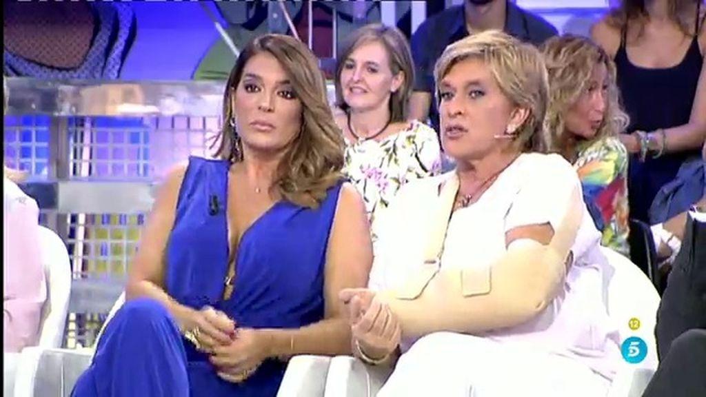 """Raquel Bollo: """"No era necesario que Paz P. me preguntara si mi novio estaba casado"""""""