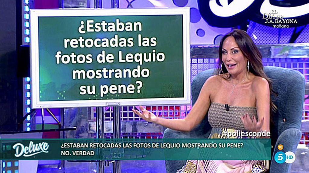 Sonia Del Desnudo De Lecquio Todo Era Real Eso Es Lo Que Había