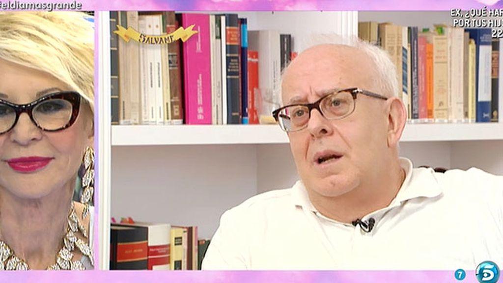 """El primer """"yogur-sorpresa"""" de Karmele: Rosa Calaf y Ramón Colom hablan de su amiga"""