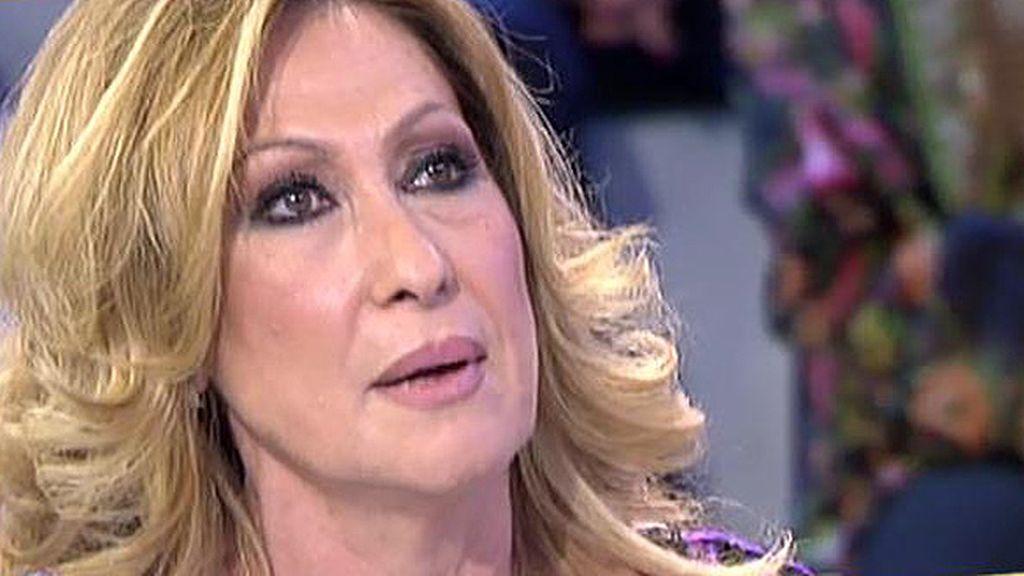 """Rosa: """"Chayo solo le pidió a Antonio Tejado 300 euros y él nunca ha cumplido"""""""