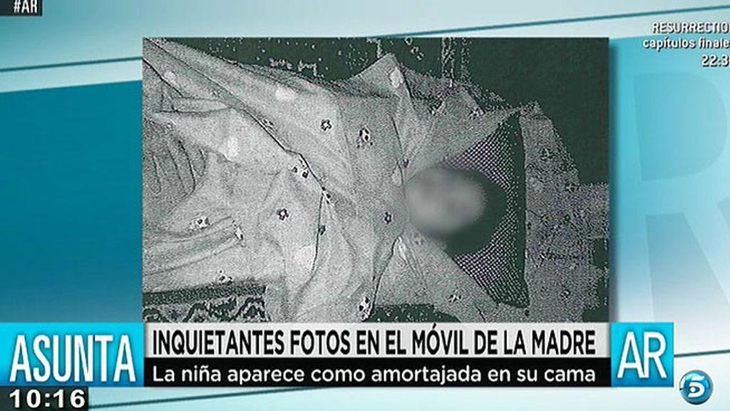 Las inquietantes fotografías que Rosario Porto guardaba en su móvil
