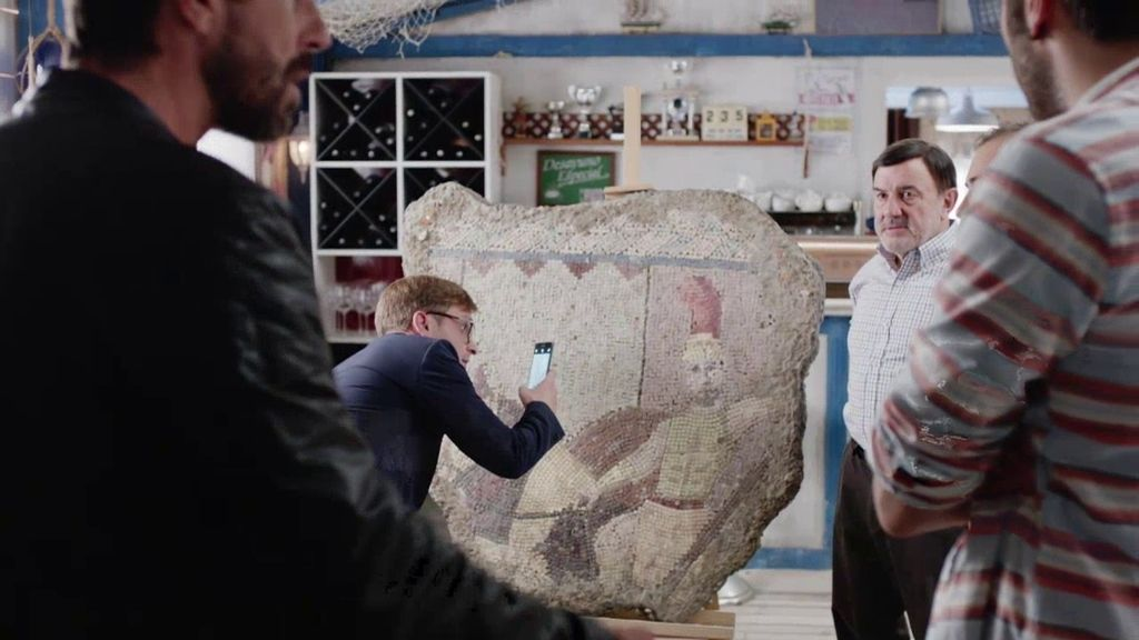 ¡Pepe Leal, Vicente y Dani descubren una reliquia romana de valor incalculable!