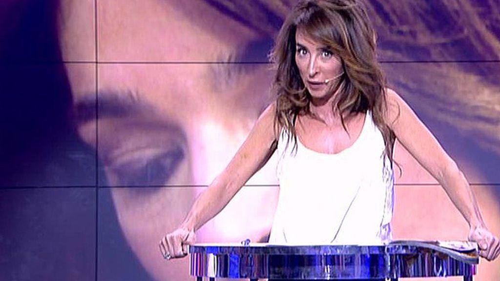 """María Patiño: """"Raquel Bollo se enfrenta en el Deluxe a su entrevista más dura porque ningún compañero le apoya"""""""