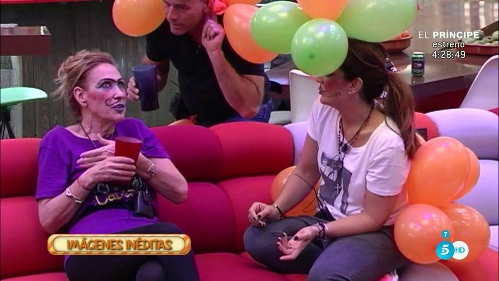 Rosa Benito y Raquel Bollo protagonizan un desencuentro en 'GH VIP'
