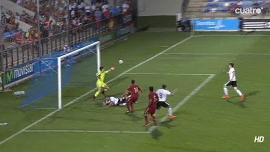 Gregoritsch evita el pleno de España en el clasificatorio con un gol en el último minuto