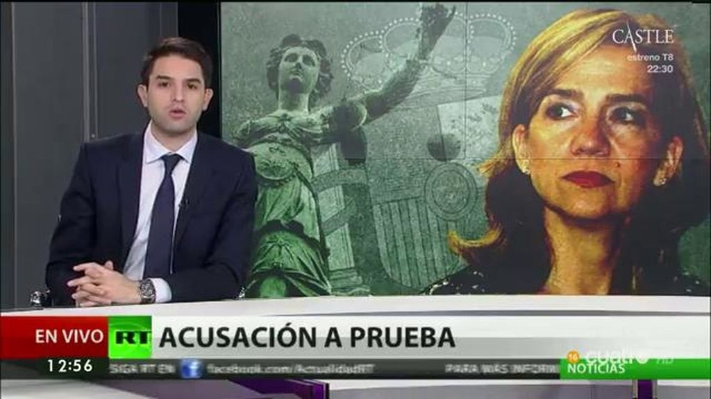 La repercusión en la prensa internacional del caso Nóos