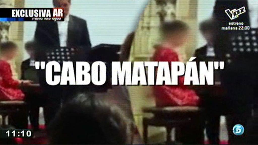 Asunta llevaba escrito en la mano 'Cabo Matapán', ¿qué significa?