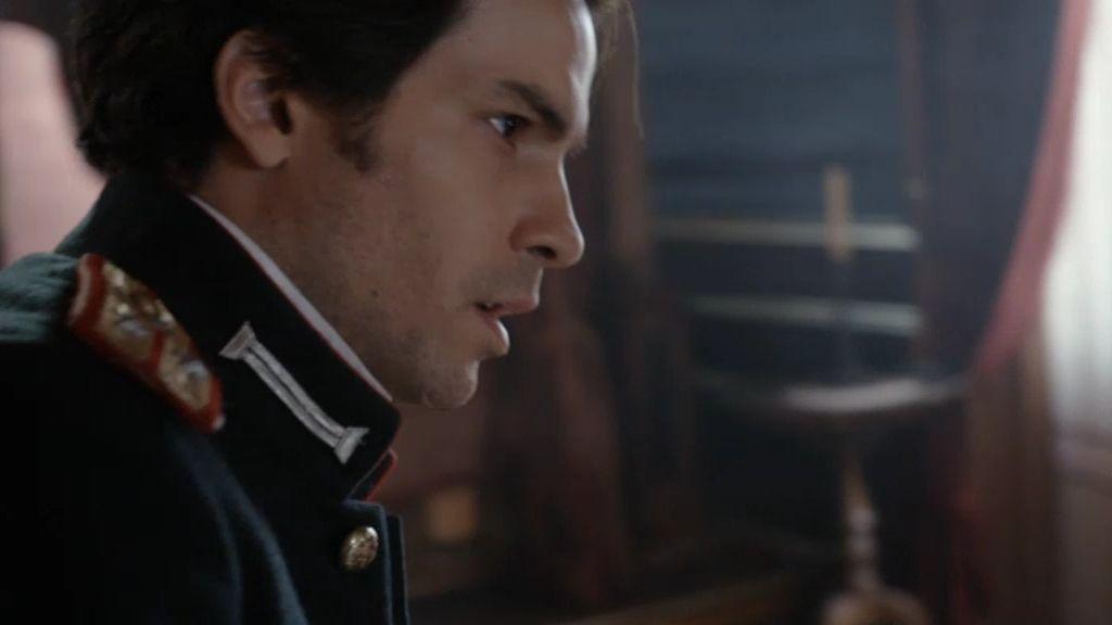 Vronsky intenta suicidarse