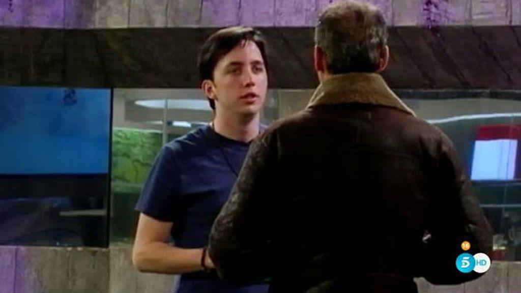 """Fran, desconfía de Carlos: """"Pienso que los martes, jueves y domingos sobreactúas"""""""