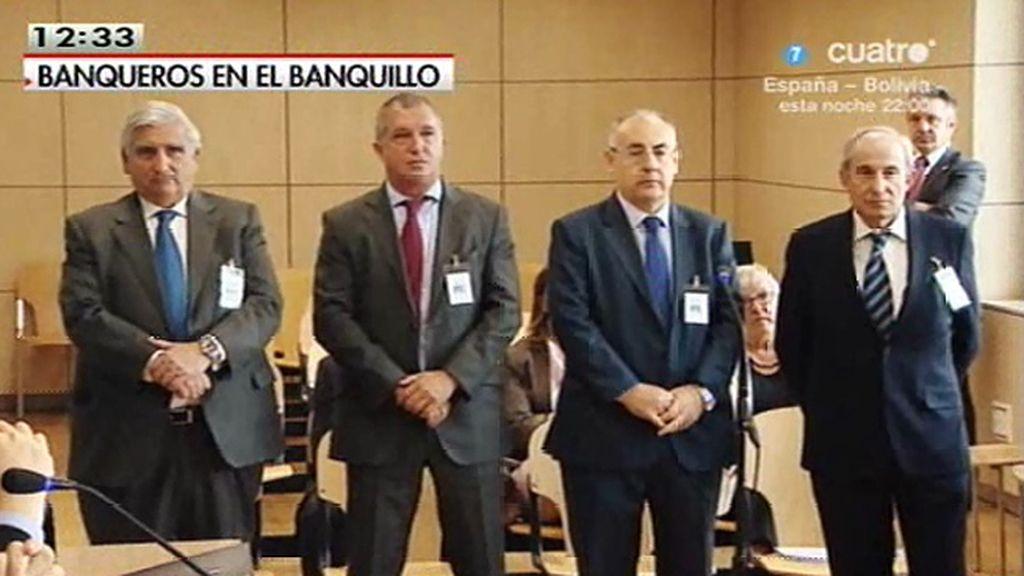 Los dirigentes de Caixa Penedès no tendrán que ir a prisión