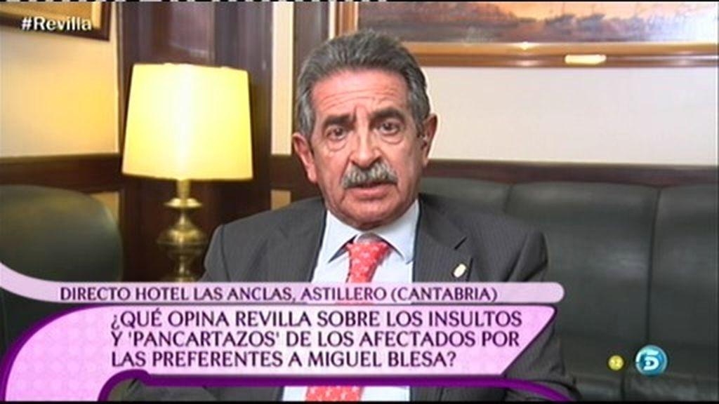 """Revilla: """"Está más que justificada la indignación popular con Miguel Blesa"""""""