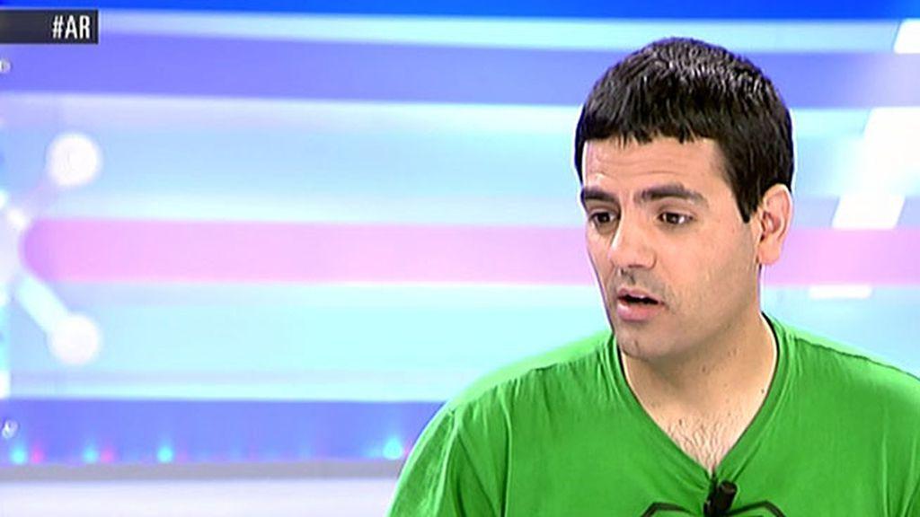 Pablo Hernández solicita la dación en pago porque no puede pagar la hipoteca