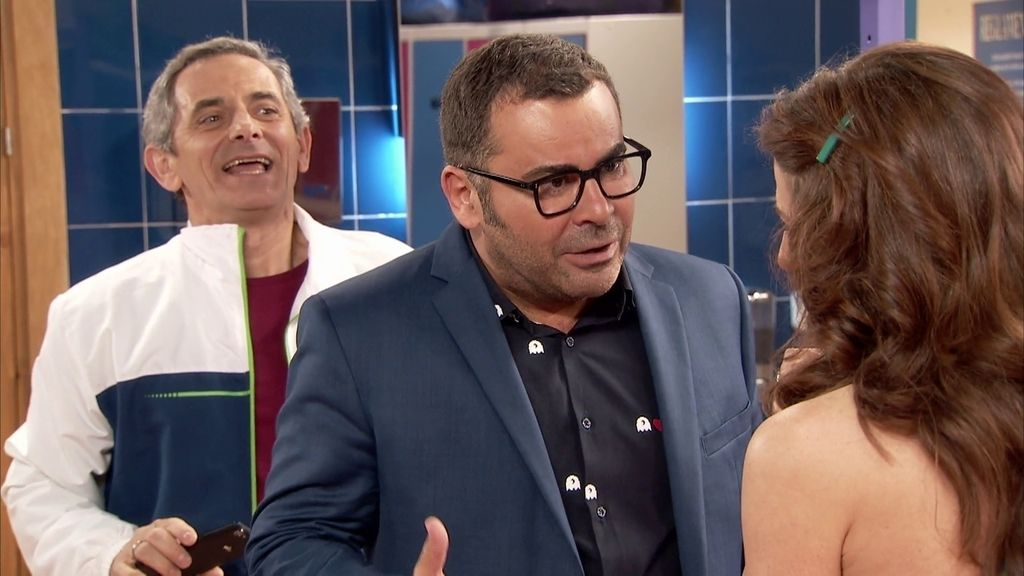 ¡Jorge Javier Vázquez se interpreta a sí mismo en 'Gym Tony'!
