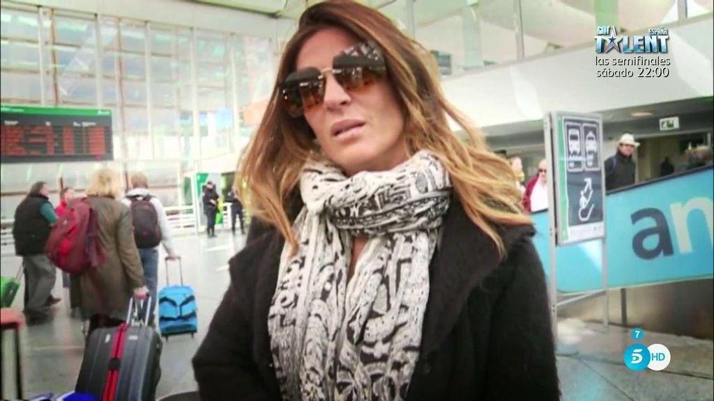 """Raquel Bollo: """"De mi hijo no se va a hablar, Manuel no ha entrado en 'GH"""""""
