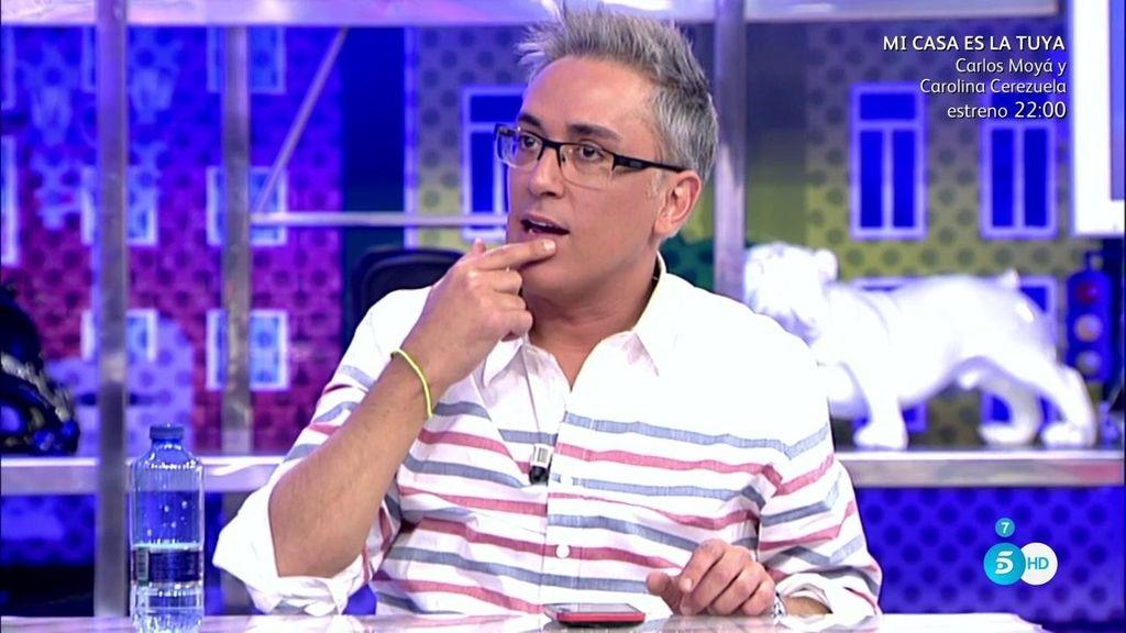 """Kiko H, de Michu: """"Le ha grabado videos y audios muy comprometidos a José Fernando"""""""