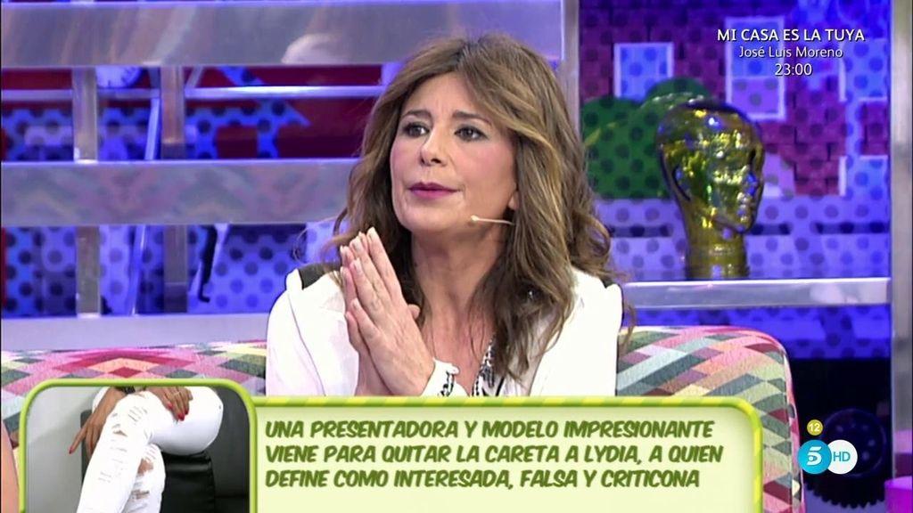 """Gema López, sobre Pantoja: """"Ha sido dueña de sus encierros y de sus decisiones"""""""