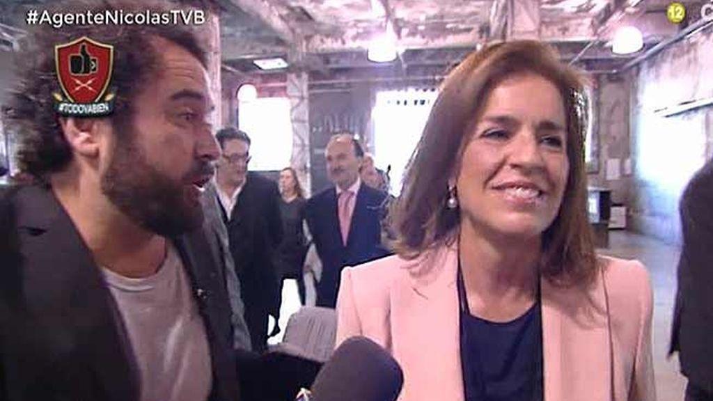 """Ana Botella, sobre Nicolás: """"No voy a alimentar a un fabulador"""""""