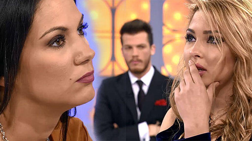 """Pietra ya no puede más: """"Pongo la mano en el fuego, Bea y Xavi tienen algo fuera"""""""