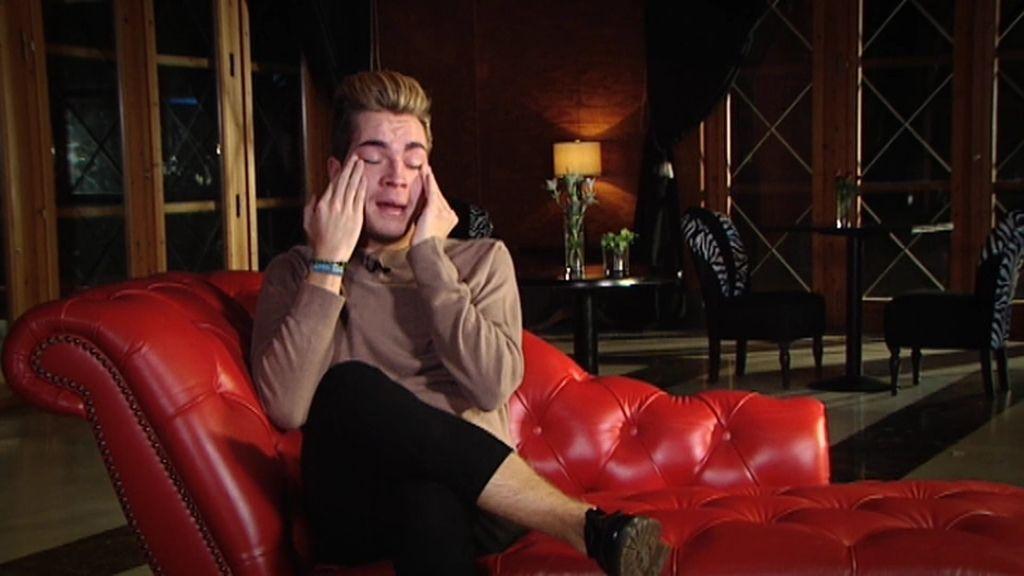 En el próximo programa, Rasulindo tocado y hundido por su mala relación con Alejandro