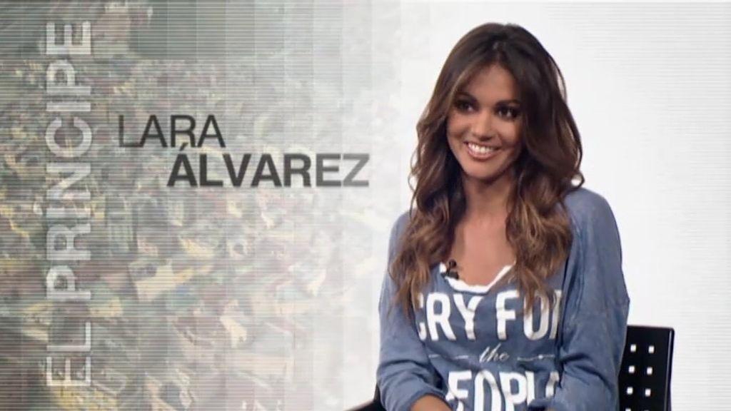 """Lara Álvarez: """"No puedo quedarme con una escena de 'El Príncipe"""""""