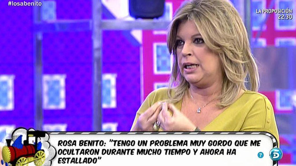 """Terelu: """"Amador no solo quedaba con el cartero para recoger las cartas de Hacienda"""""""