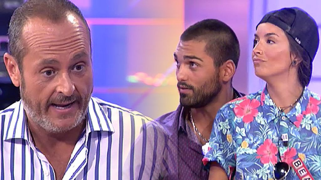 """Nacho Montes, a Isaac: """"Tú no quieres una pretendienta, quieres un harén"""""""