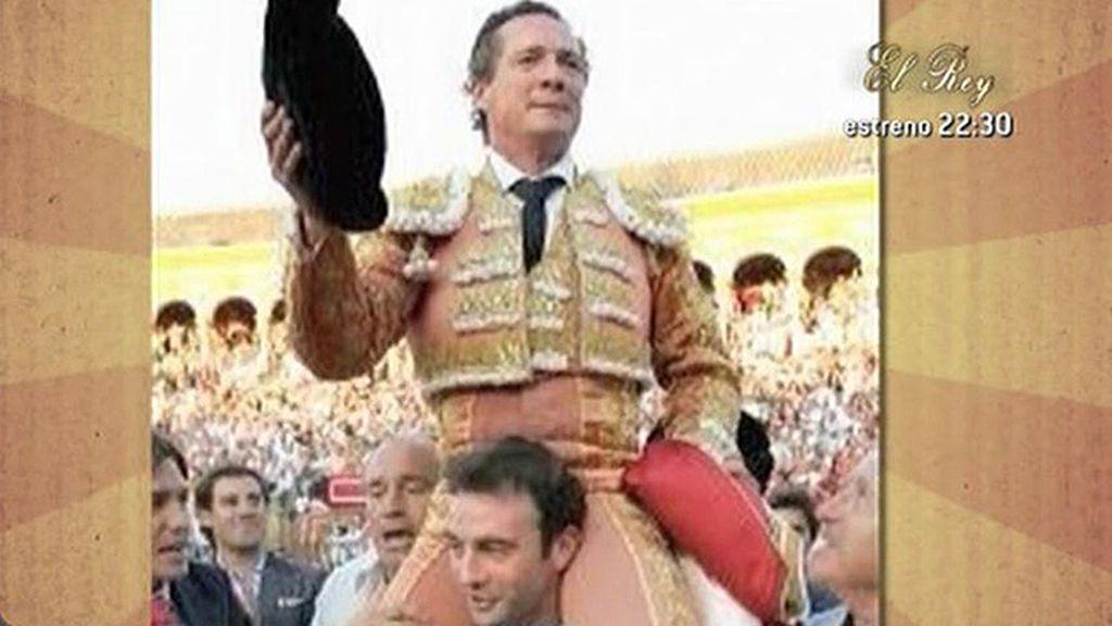 """Enrique Ponce: """"José María Manzanares fue siempre un referente para mí"""""""