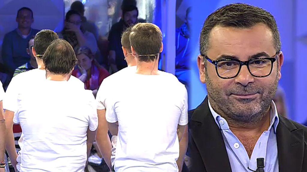 "Jorge Javier, a Pepe Reina: ""Seis tíos de espaldas, imagínate si me lo hacen a mí"""