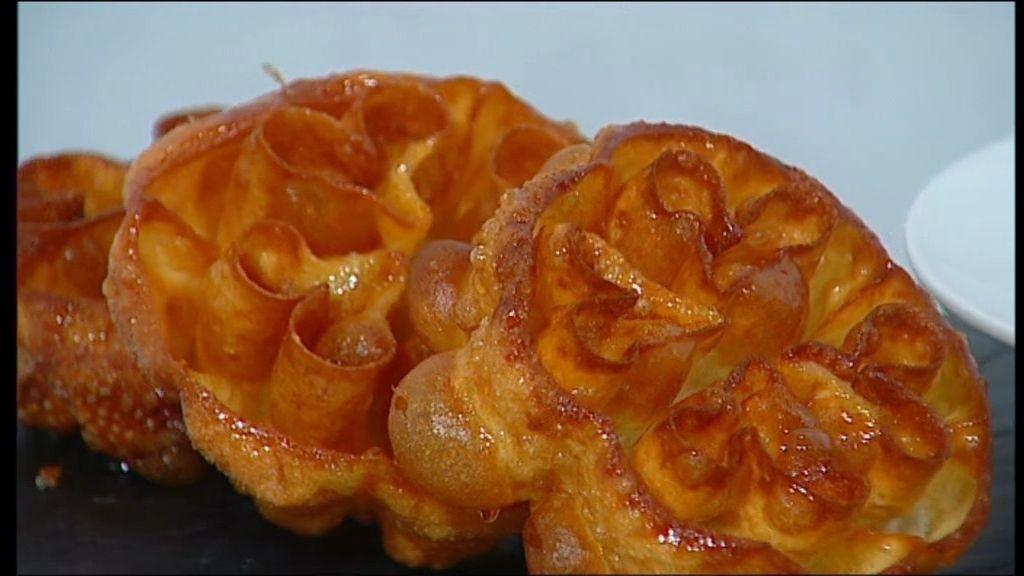 Las flores fritas de Castilla la Mancha