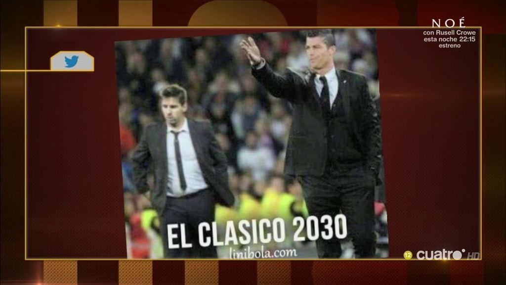 El Barça-Madrid en redes sociales: Los mejores memes del clásico