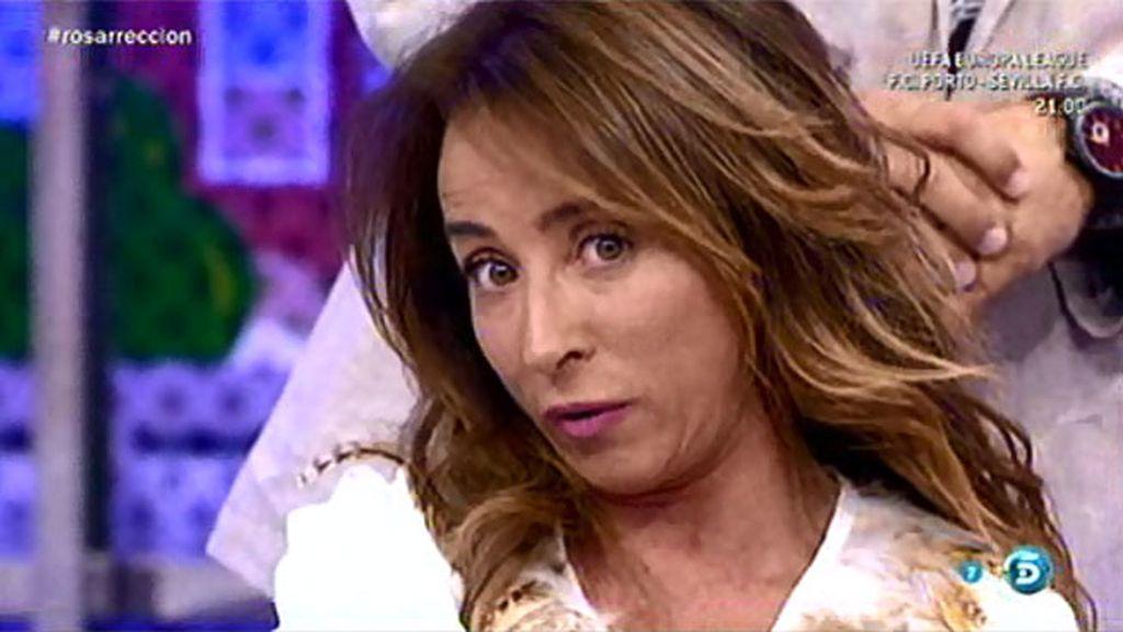 """María Patiño: """"Rosa Benito asume que ha tenido una adicción a Amador Mohedano"""""""