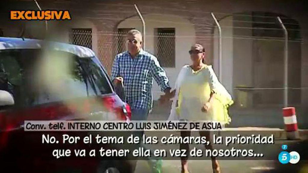 Un interno del centro Luis Jiménez de Asua nos cuenta los privilegios que tendrá Pantoja