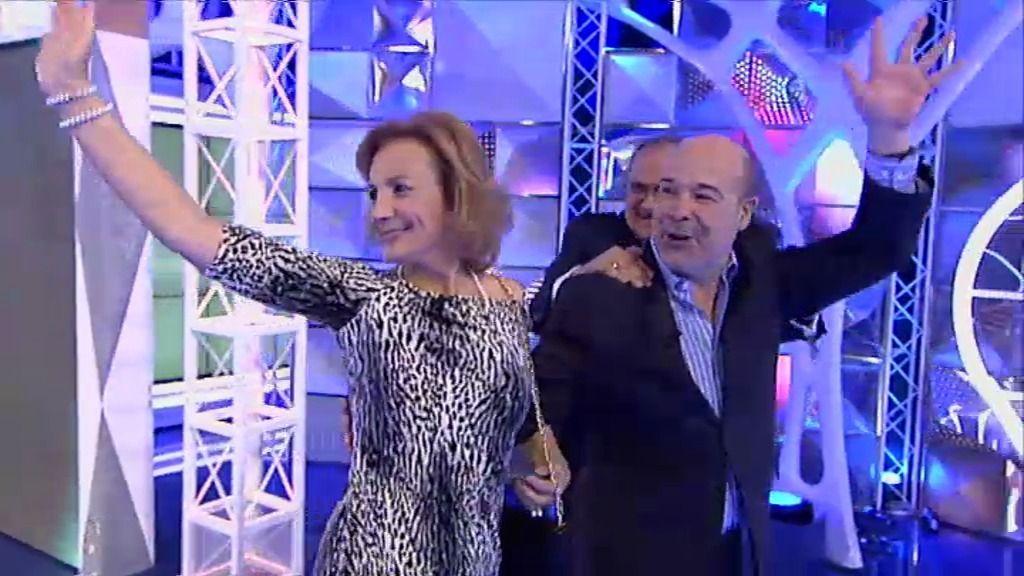 Antonio Resines llega a 'Ciega a citas': es un antiguo compañero de mili de Zabaleta