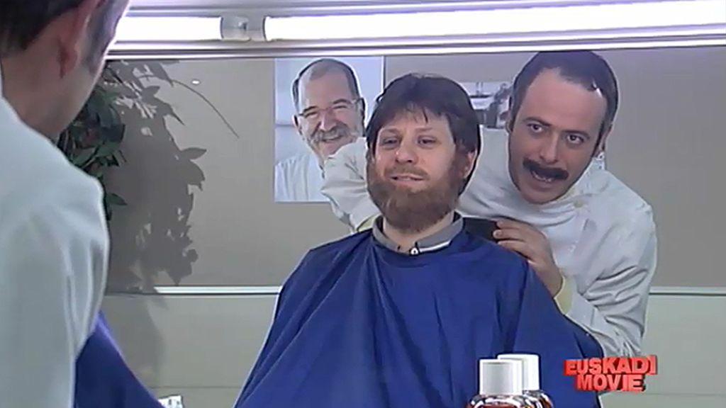 'Peluquería La Gipuzkoana', la mejor opción para ponerte un buen bigote