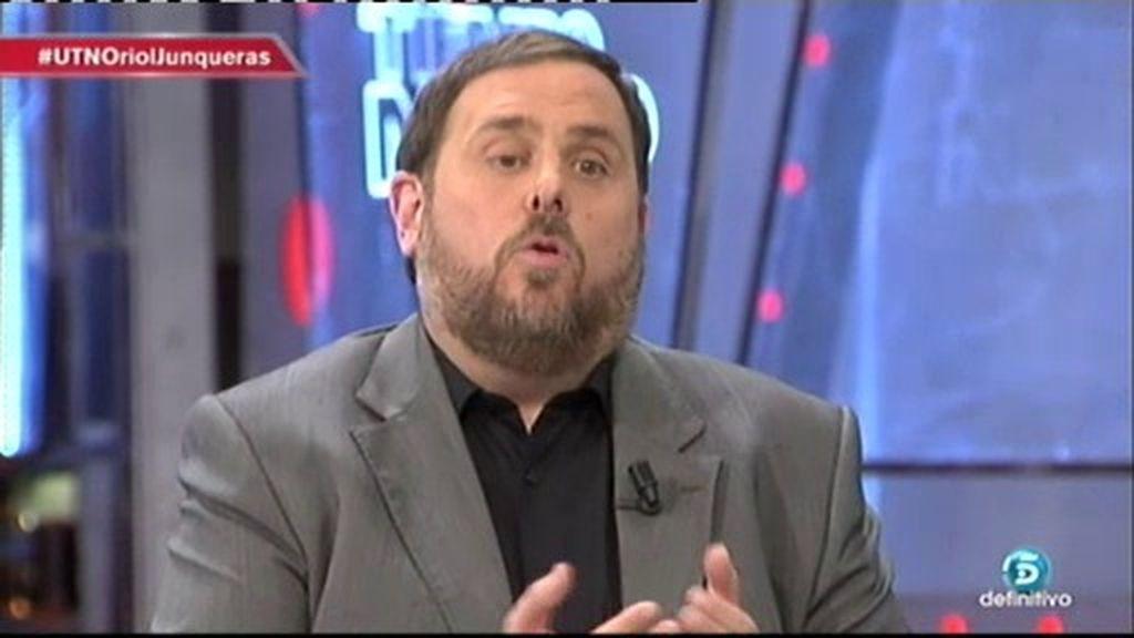 """""""Los ciudadanos catalanes hacen más esfuerzos fiscal que lo que le corresponde"""""""
