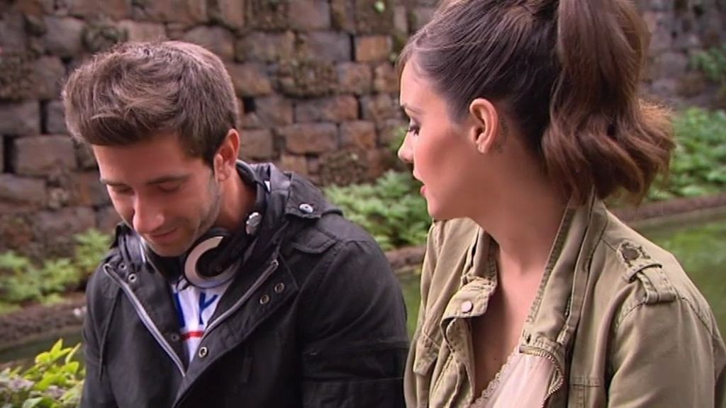 """Laura, tras su primera minicita con Marc: """"Es un chico muy tierno"""""""