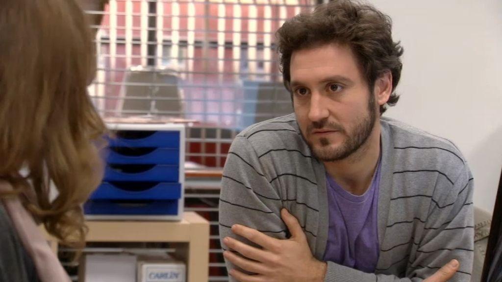 """Lucía, a Sergio Feo: """"Tú eres exgordo, por eso pareces una buena persona"""""""