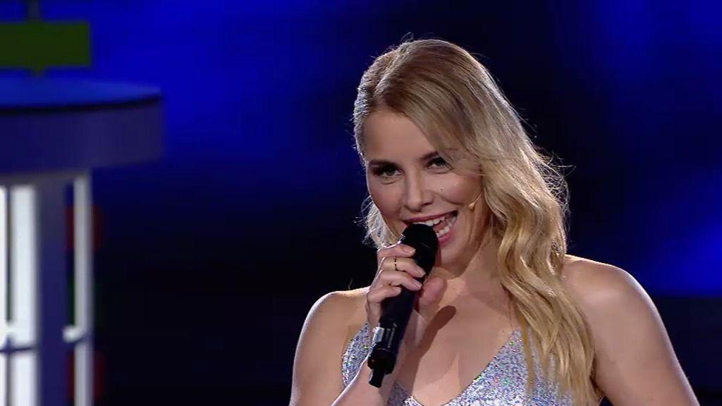 Soraya canta en '¡Vaya Fauna!'