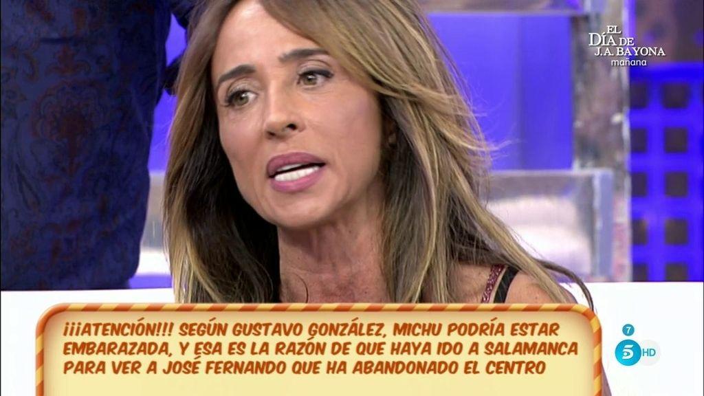"""Patiño, de Michu: """"El padre elegido para este supuesto embarazo no era José Fernando"""""""