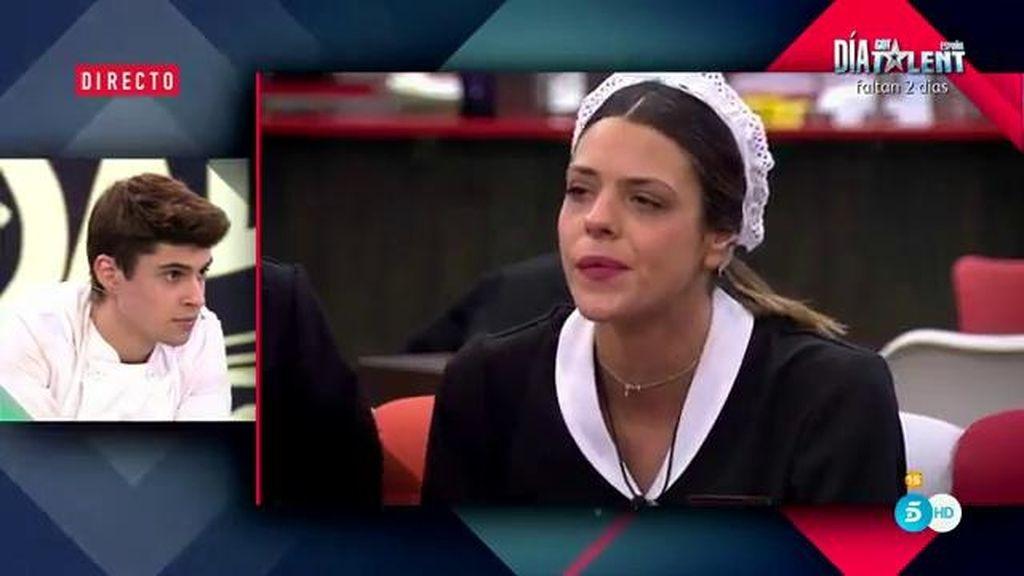 """Javier Tudela, a Laura Matamoros: """"Para hablar de mi madre te lavas la boca"""""""