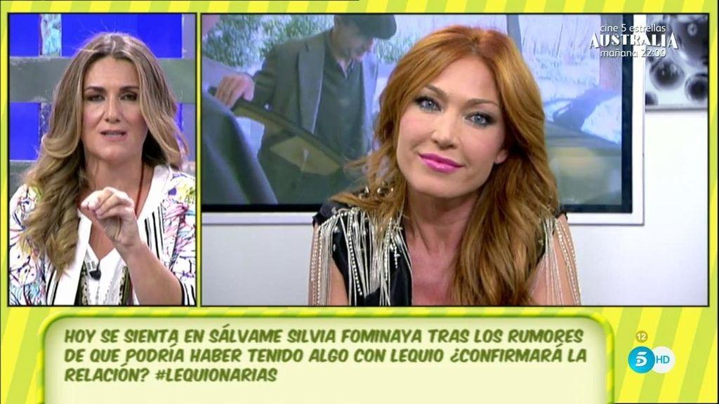 """Silvia Fominaya: """"Lequio es un caballero"""""""
