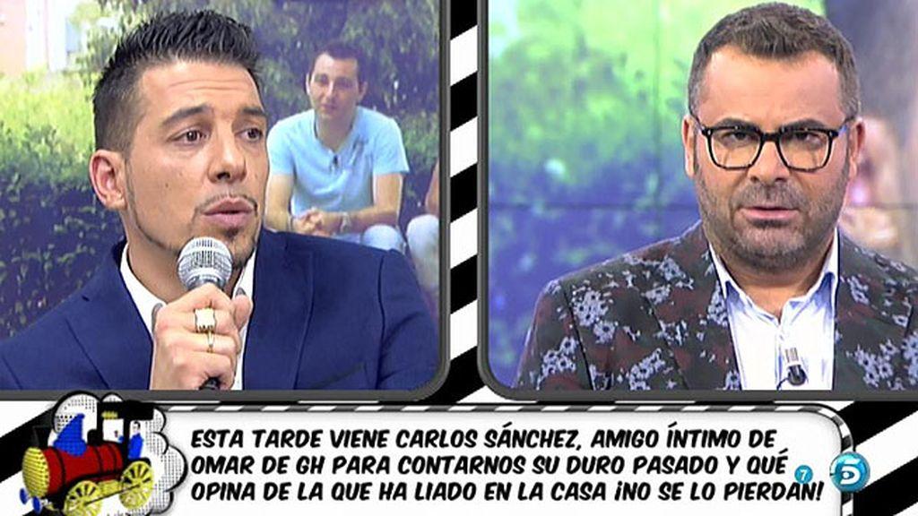 """Carlos: """"Lucía ha engañado a Omar"""""""