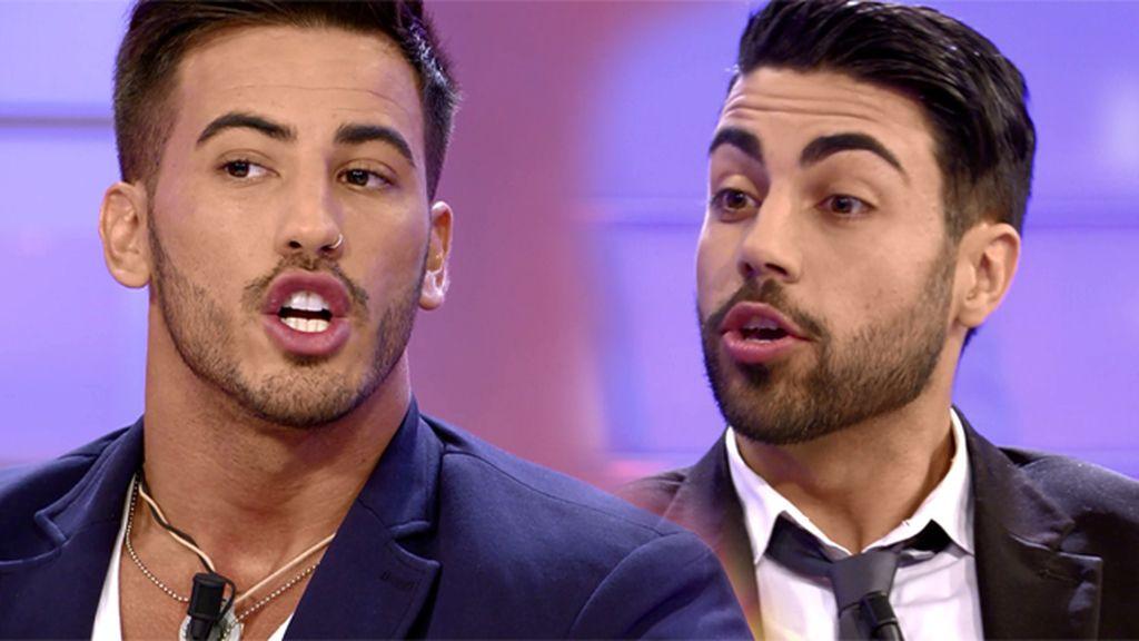 "Iván, a Massimo: ""Deberías tener más clara tu orientación sexual"""