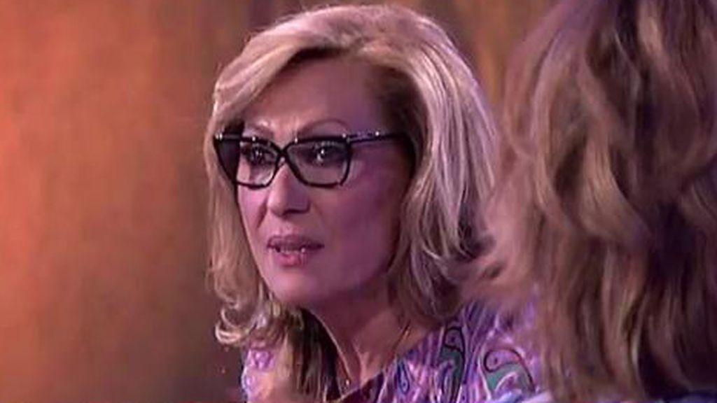 """Rosa Benito: """"En cinco años mi vida ha sido una explosión negativa"""""""