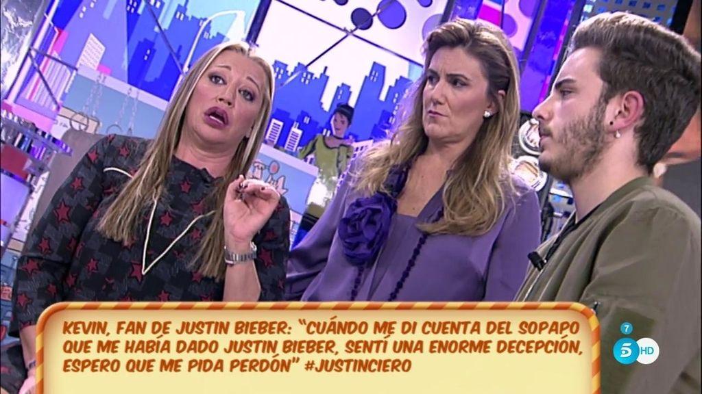 """Belén 'Belieber' Esteban: """"Justin, como cantante, es el mejor. Pero no voy a defender lo que ha hecho"""""""