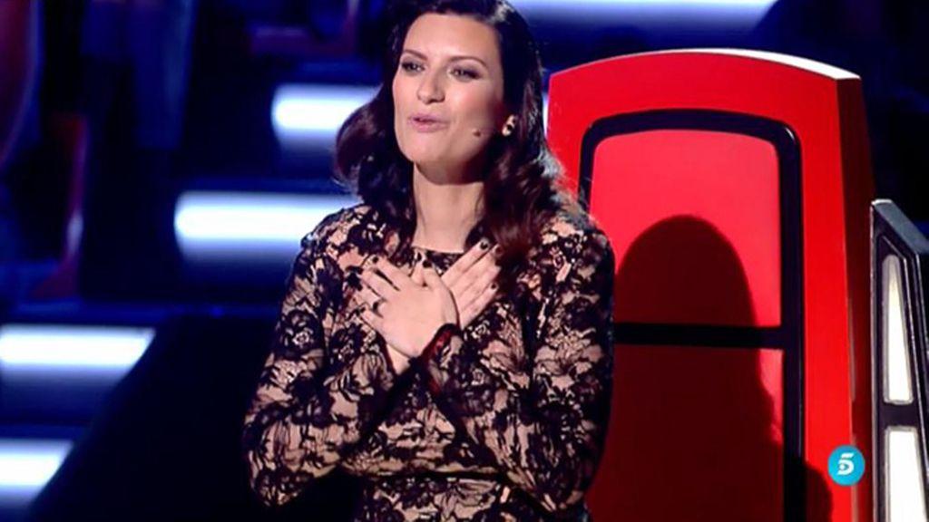 "Laura Pausini: ""Yo me automolo"""