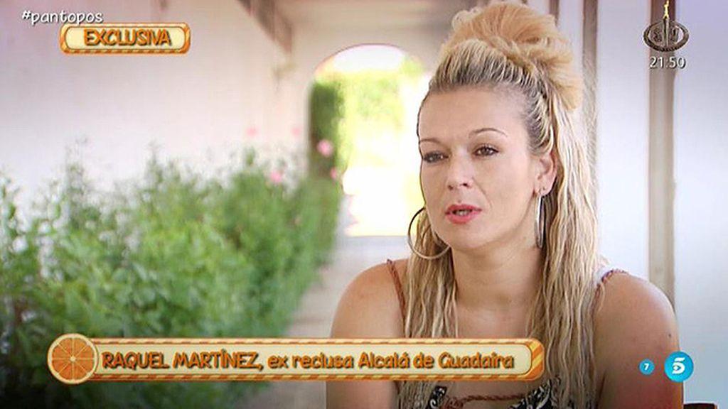 """Raquel, expresa de Alcalá de Guadaíra, sobre Pantoja: """"Vimos un ordenador en la celda"""""""