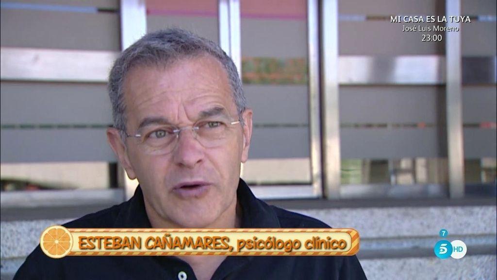"""E. Cañamares, psicólogo, sobre Pantoja: """"Cuando haya soltado sus emociones, será capaz de ver con claridad"""""""