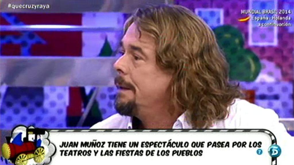 ¿Qué fue de Juan Muñoz?